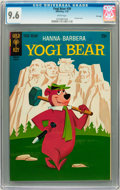 Bronze Age (1970-1979):Cartoon Character, Yogi Bear #39 File Copy (Gold Key, 1970) CGC NM+ 9.6 Whitepages....