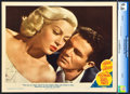 "Movie Posters:Film Noir, The Postman Always Rings Twice (MGM, 1946). CGC Graded Lobby Card(11"" X 14"").. ..."