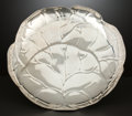 Silver Holloware, American:Bowls, AN AMERICAN SILVER LEAF-FORM DISH . Tiffany & Co., New York,New York, circa 1970. Marks: TIFFANY & CO., MAKERS STERLINGS...