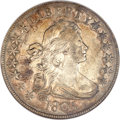 Early Half Dollars, 1805/4 50C AU50 NGC. O-102, R.3....