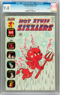 Bronze Age (1970-1979):Cartoon Character, Hot Stuff Sizzlers #59 File Copy (Harvey, 1974) CGC NM/MT 9.8Off-white to white pages....