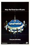 "Movie Posters:Science Fiction, Star Wars (20th Century Fox, 1978). One Sheet (27"" X 41"") and AdSupplements (6) (12"" X 19""). Birthday Cake Style.. ... (Total: 7Items)"