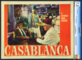 "Movie Posters:Academy Award Winners, Casablanca (Warner Brothers, 1942). CGC Graded Lobby Card (11"" X 14"").. ..."