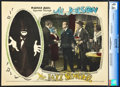"Movie Posters:Musical, The Jazz Singer (Warner Brothers, 1927). CGC Graded Lobby Card (11""X 14"").. ..."
