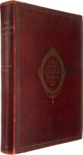 Books:Art & Architecture, James Ward Usher. An Art Collector's Treasures. Illustrated and Described by Himself. London: Chiswick Press, 1916. ...