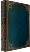 Books:Fine Bindings & Library Sets, [Queen Elizabeth I]. Mandell Creighton. Queen Elizabeth. London: Boussod, Valadon, 1896.. First edition, one o...