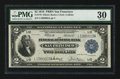Fr. 779 $2 1918 Federal Reserve Bank Note PMG Very Fine 30