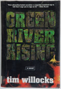 Books:Mystery & Detective Fiction, Tim Willocks. Green River Rising. New York: William Morrowand Company, Inc., [1994]. First edition, first print...