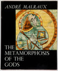 Books:Art & Architecture, André Malraux. The Metamorphosis of the Gods. Garden City: Doubleday & Company, Inc., 1960. First edition. Quarto. 4...