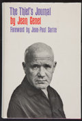 Books:Literature 1900-up, Jean Genet. The Thief's Journal. Foreword by Jean-Paul Sartre. New York: Grove Press, Inc., 1964. First edition,...