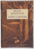 Books:Literature 1900-up, John Gardner. Nickel Mountain. A Pastoral Novel. New York: Alfred A. Knopf, 1973. First edition. Etchings by Tho...