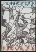 Books:Literature 1900-up, John Gardner. Freddy's Book. New York: Alfred A. Knopf,1980. First edition. Octavo. 246 pages. Publisher's clot...