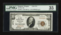 National Bank Notes:Oregon, Heppner, OR - $10 1929 Ty. 1 The First NB Ch. # 3774. ...