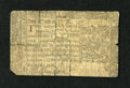 Colonial Notes:Maryland, Maryland March 1, 1770 $1/3 Good-Very Good. This interesting notehas a contemporary repair that was done with a piece from ...