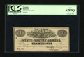 Obsoletes By State:North Carolina, Raleigh, NC- State of North Carolina $1 Jan. 1, 1863. This is a nicely preserved example from this state issue. PCGS New 6...
