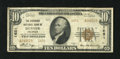 National Bank Notes:Colorado, Denver, CO - $10 1929 Ty. 2 The Colorado NB Ch. # 1651. M.B. Bergerand G.B. Berger ran this bank before the advancement...