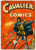 Golden Age (1938-1955):Adventure, Cavalier Comics #2 (1945) (A.W. Nugent, 1945) Condition: VG....