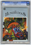Modern Age (1980-Present):Science Fiction, DC Graphic Novel #4 The Hunger Dogs (DC, 1985) CGC NM 9.4 Whitepages. The long-awaited conclusion of the New Gods saga, wit...