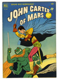 Golden Age (1938-1955):Science Fiction, Four Color #375 John Carter of Mars (Dell, 1952) Condition: VF-....