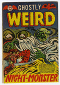 Golden Age (1938-1955):Horror, Ghostly Weird Stories #120 (Star, 1953) Condition: VG/FN....