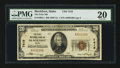 Blackfoot, ID - $20 1929 Ty. 1 The First NB Ch. # 7419