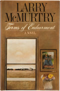 Books:Literature 1900-up, Larry McMurtry. SIGNED. Terms of Endearment. NewYork: Simon and Schuster, [1975]. First edition. Signed twice...