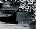 """Baseball Collectibles:Photos, Willie Mays Signed """"The Catch"""" Oversized Photograph. ..."""