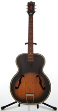 Musical Instruments:Acoustic Guitars, Circa 1950s Harmony Archtop Acoustic Guitar, #8557H1215....