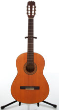 Musical Instruments:Acoustic Guitars, Circa 1980 Kiso-Suzuki Classical Acoustic Guitar, #G-100. ...