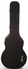 Musical Instruments:Electric Guitars, Circa 1970 Gibson ES-335 Black Case Only.. ...