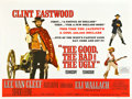 "Movie Posters:Western, The Good, the Bad and the Ugly (United Artists, 1968). British Quad(30"" X 40"").. ..."