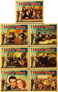 "Movie Posters:Drama, Mr. Smith Goes to Washington (Columbia, 1939). Lobby Cards (7) (11""X 14"").. ... (Total: 7 Items)"