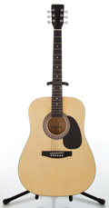Musical Instruments:Acoustic Guitars, 2000s Esteban Natural Acoustic Guitar....