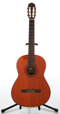 Musical Instruments:Acoustic Guitars, 1980s Yamaha G-65A Natural Classical Guitar, #0531277....