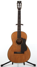 Musical Instruments:Acoustic Guitars, Circa 1910s Washburn 1350 Acoustic Guitar, #36960....