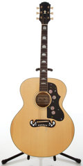 Musical Instruments:Acoustic Guitars, Circa 1980 Kopy Kat 0-698 M Jumbo Acoustic Guitar....