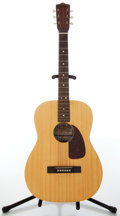 Musical Instruments:Acoustic Guitars, 1960s Contessa HG-0I by M. Hohner Natural Acoustic Guitar. #12756....