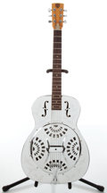 Musical Instruments:Resonator Guitars, Recent Dobro Resonator Guitar, #8 1087 2B....