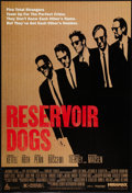 "Movie Posters:Crime, Reservoir Dogs (Miramax, 1992). One Sheet (27"" X 40"").SS. Crime....."