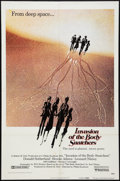 "Movie Posters:Science Fiction, Invasion of the Body Snatchers (United Artists, 1978). One Sheet (27"" X 41""). Advance. Science Fiction.. ..."