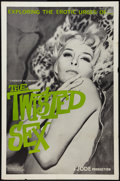 """Movie Posters:Adult, The Twisted Sex (Chancellor Films, Inc., 1966). One Sheet (27"""" X 41""""). Adult.. ..."""