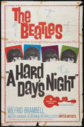 """Movie Posters:Rock and Roll, A Hard Day's Night (United Artists, 1964). One Sheet (27"""" X 41"""").Rock and Roll.. ..."""