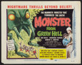 """Movie Posters:Horror, Monster from Green Hell (DCA, 1957). Title Lobby Card (11"""" X 14""""). Horror.. ..."""