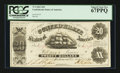 Confederate Notes:1861 Issues, T9 $20 1861 PF-13 Cr. 32.. ...