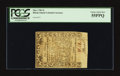 Colonial Notes:Rhode Island, Rhode Island May 1786 5s PCGS Choice About New 55PPQ.. ...