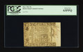 Colonial Notes:Rhode Island, Rhode Island May 1786 10s PCGS Choice New 63PPQ.. ...