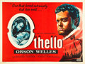 "Movie Posters:Drama, Othello (United Artists, 1952). British Quad (30"" X 40"").. ..."