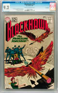 Silver Age (1956-1969):Science Fiction, Blackhawk #172 Savannah pedigree (DC, 1962) CGC NM- 9.2 Cream to off-white pages....