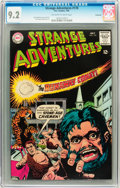 Silver Age (1956-1969):Science Fiction, Strange Adventures #178 Savannah pedigree (DC, 1965) CGC NM- 9.2 Off-white to white pages....