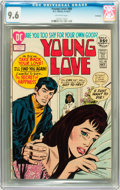 Bronze Age (1970-1979):Romance, Young Love #88 Savannah pedigree (DC, 1971) CGC NM+ 9.6 Off-whitepages....
